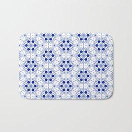 Delft Pattern 2 Bath Mat