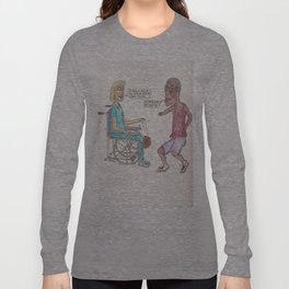 Pick-Up Game Long Sleeve T-shirt
