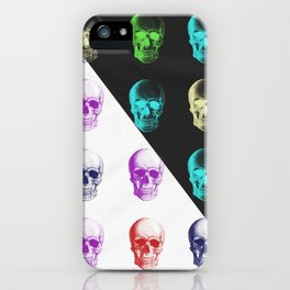 In Two Minds iPhone Case