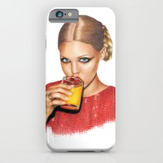 Lindsay At 9 AM iPhone 6s Slim Case