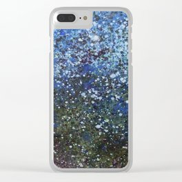 sumergido/ submerged Clear iPhone Case