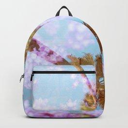 Palm Blossoms v2 Backpack