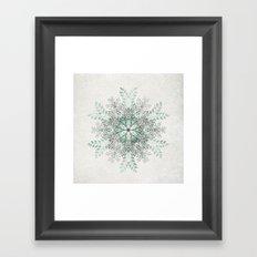 Drift II Framed Art Print