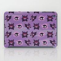 gengar iPad Cases featuring Ghosties by Weissidian