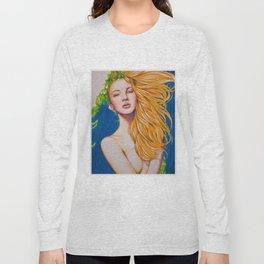 Queen of nature (Night) Long Sleeve T-shirt