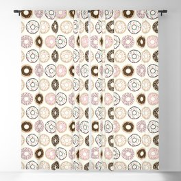 Donuts Blackout Curtain