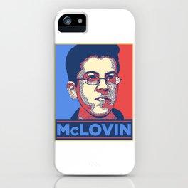 Superbad - McLovin iPhone Case