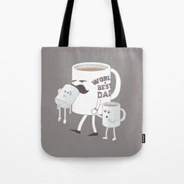 Good Dads Drink Coffee Tote Bag