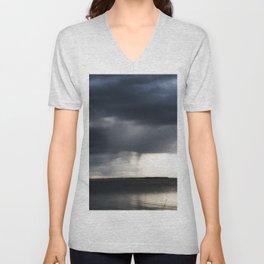 Thunderstorm Unisex V-Neck