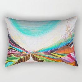 Moon Valley Rectangular Pillow