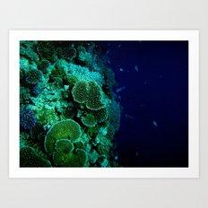 Reefer Art Print