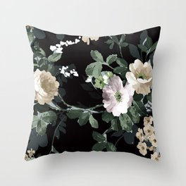 The perfect flowers for me 14 Throw Pillow