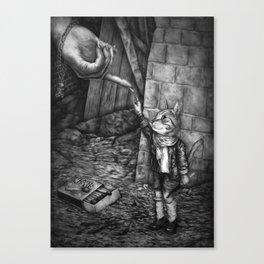 Wishes Come True Canvas Print
