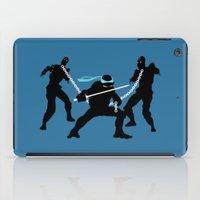 leonardo dicaprio iPad Cases featuring Leonardo Leads by The Cracked Dispensary