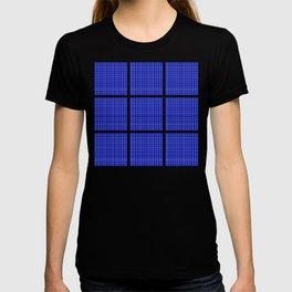Squares of Blue T-shirt