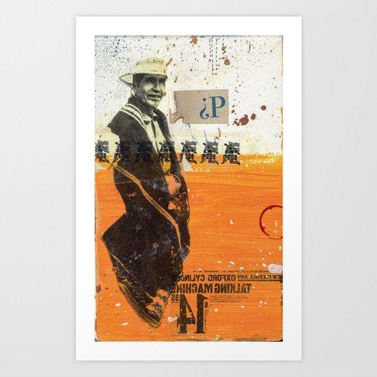 14 pesos Art Print
