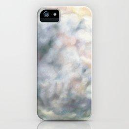 Cloud I Glump iPhone Case
