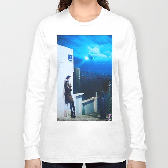 Rue de l'Abreuvoir  Long Sleeve T-shirt