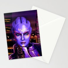 Mass Effect - For love... Stationery Cards