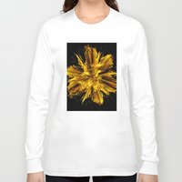 big bang Long Sleeve T-shirts featuring Big Bang by Art-Motiva