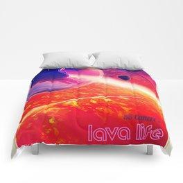 NASA Visions of the Future - Lava Life at 55 Cancri e Comforters