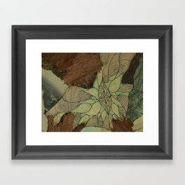 Verdant Framed Art Print