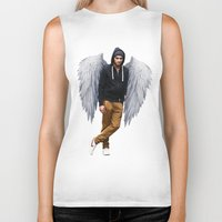 zayn Biker Tanks featuring Zayn by gutsngore