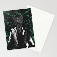 Jus' chillin Stationery Cards