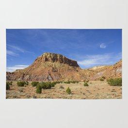Ghost Ranch Rock Rug