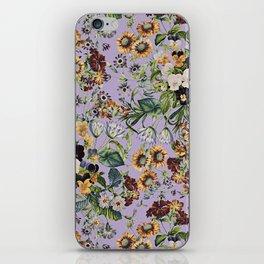 Romantic Garden VIII iPhone Skin