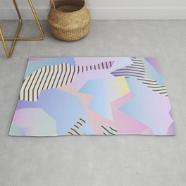 Abstract gradient 2 Rug