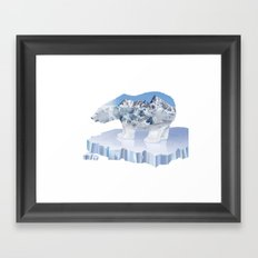 Polar Bear VI Framed Art Print