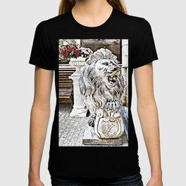 A Lion-Guard T-shirt