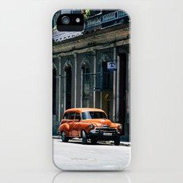 Casa Cubana iPhone Case