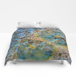 Murano playing Comforters