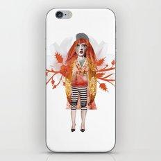 Alice Wonders iPhone & iPod Skin