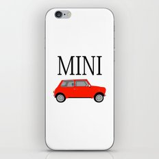 MINI iPhone & iPod Skin