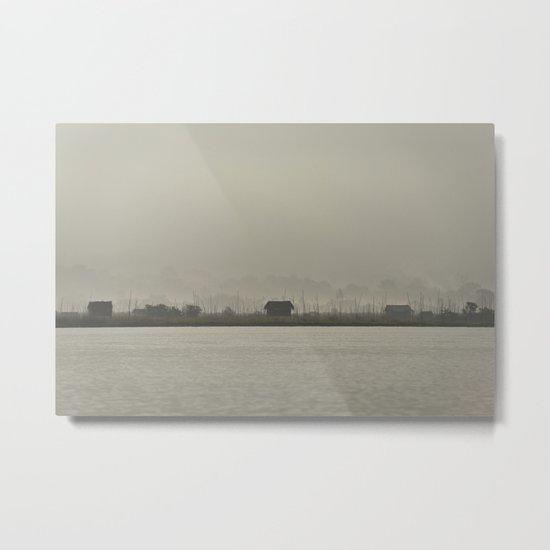 Inle Lake Metal Print