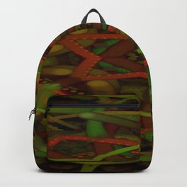 Hallucinogenic Knockwurst 2 Backpack