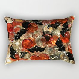 Bats & Baubles Rectangular Pillow