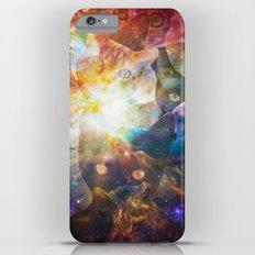 The Cat Galaxy Slim Case iPhone 6s Plus