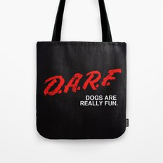 D.A.R.F. Tote Bag