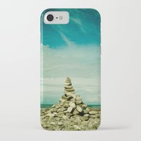 meditation iPhone & iPod Cases featuring Meditation by Olivia Joy StClaire