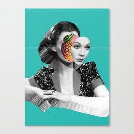 Vivien #2 Canvas Print