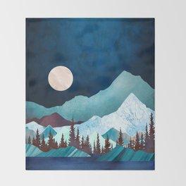Moon Bay Throw Blanket