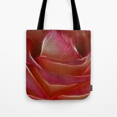 Pretty Rose Tote Bag