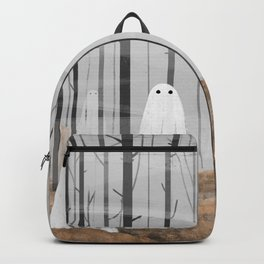 The Woods are full of Ghosts Backpack