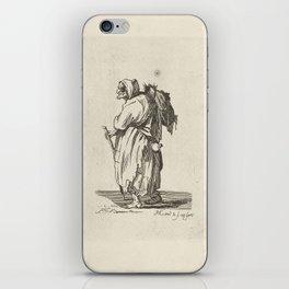 Landrunner - Pieter Kikkert (1798) iPhone Skin