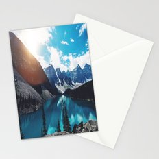 Lake Moraine Stationery Cards