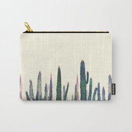 cactus water color Carry-All Pouch